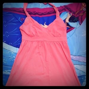 Victoria secrets new with no tags halter dress